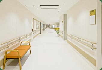 診療科廊下