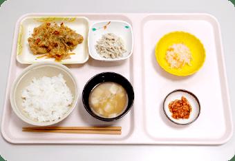 食事サービスに関する事項