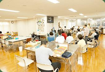 作業療法 東村山の精神科 三恵病院