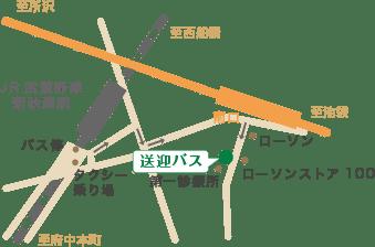 西武池袋線 秋津駅 三恵病院 メンタル